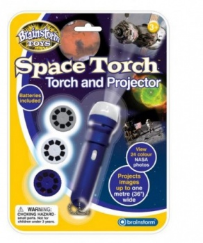 Brainstorm Space Torch and Projector